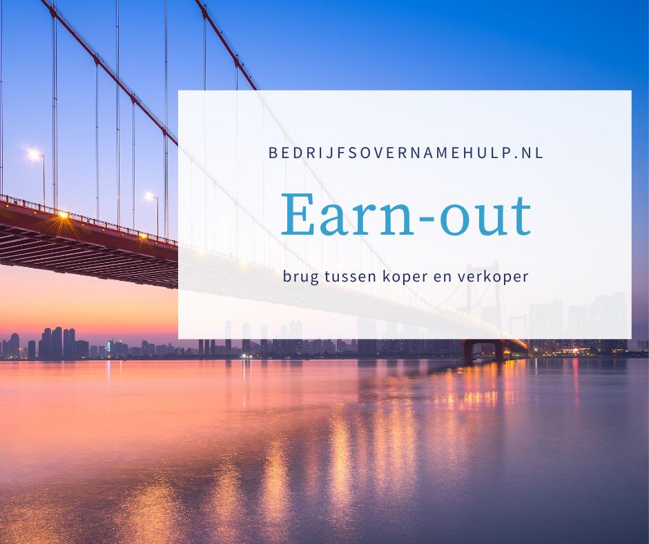 Earn-out: de gewenste brug tussen koper en verkoper?